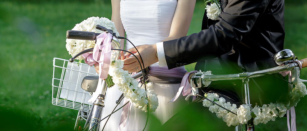 nunta-biciclete